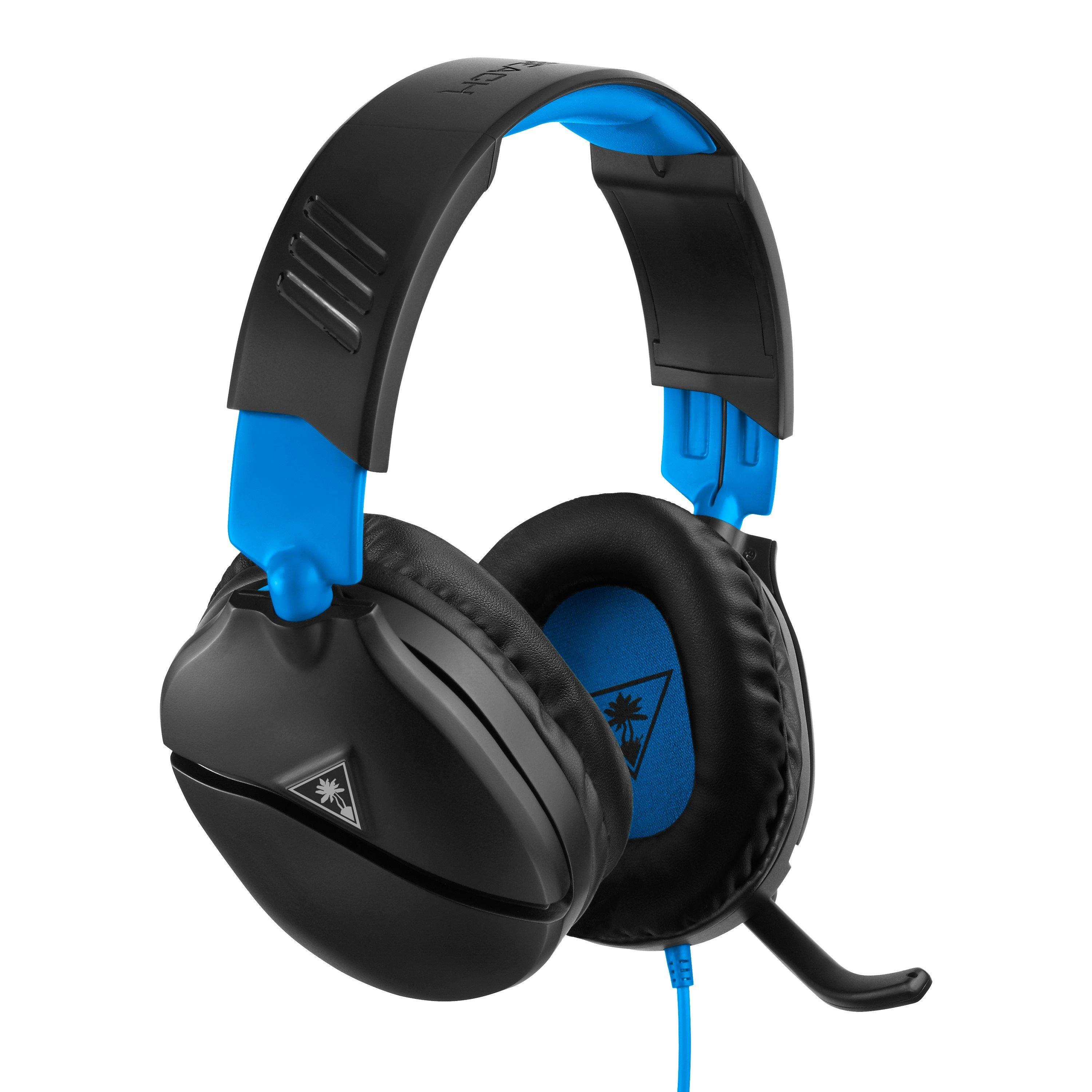 Turtle Beach Recon 70 Gaming Headset for PS4 - Black | <%Console%> |  GameStop
