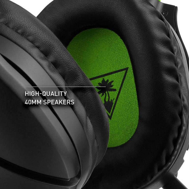 Xbox One Recon 70 Black Wired Gaming Headset