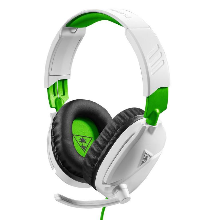 Recon 70 White Wired Gaming Headset for Xbox One
