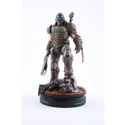 Doom Eternal Modern Icons Doom Slayer Statue Only at GameStop