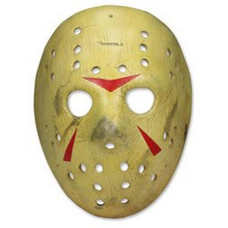 Friday the 13th Part IV: The Final Chapter Jason Replica Mask