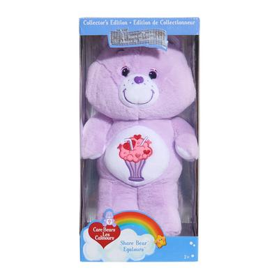 Carebears Classic Collector's Edition Plush - Share Bear