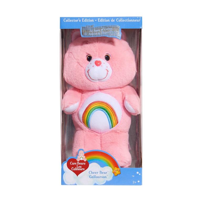Carebears Classic Collector's Edition Plush - Cheer Bear