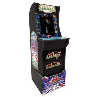 Galaga Home Arcade with Riser