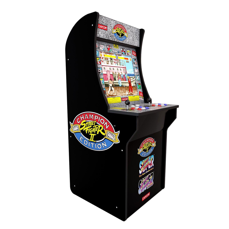 Street Fighter Home Arcade   <%Console%>   GameStop
