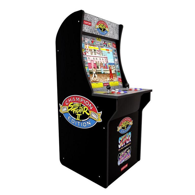 Street Fighter Home Arcade