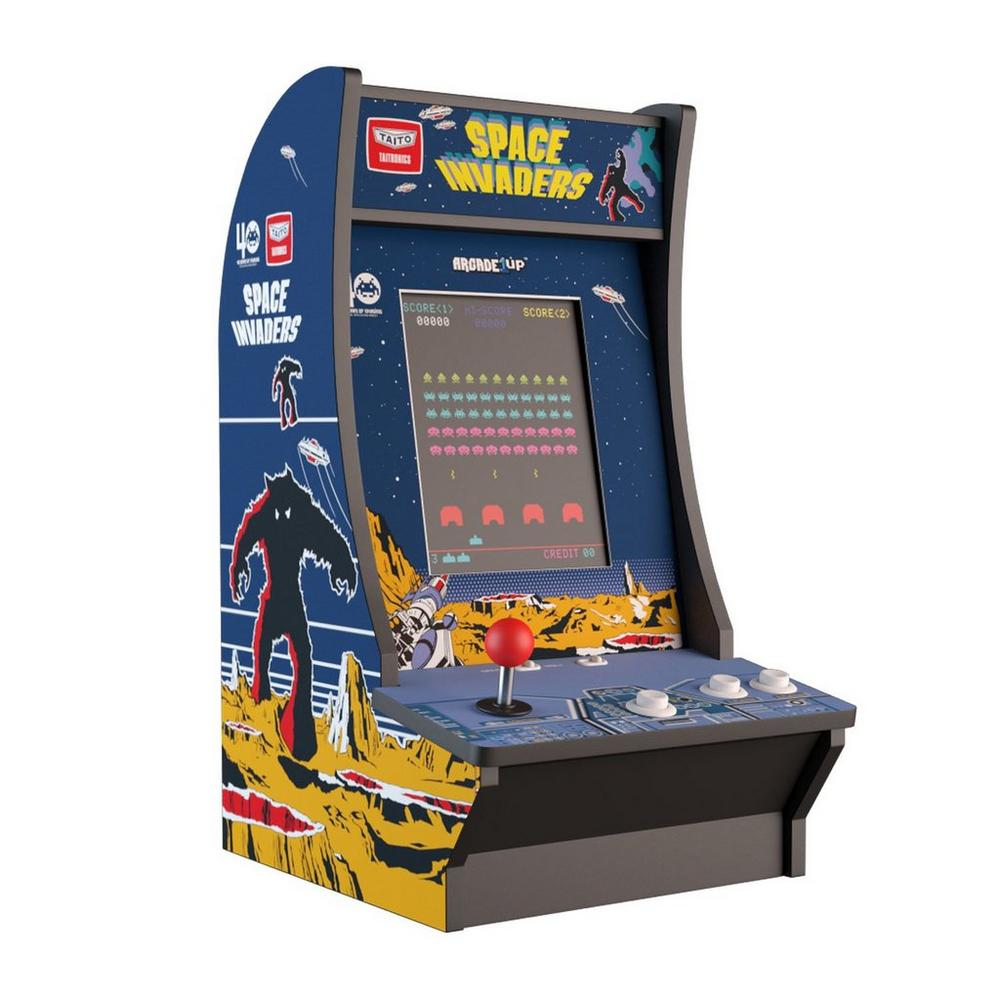 Arcade1Up Space Invaders Countercade | <%Console%> | GameStop
