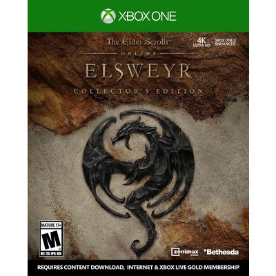 The Elder Scrolls Online: Elsweyr Collector's Edition