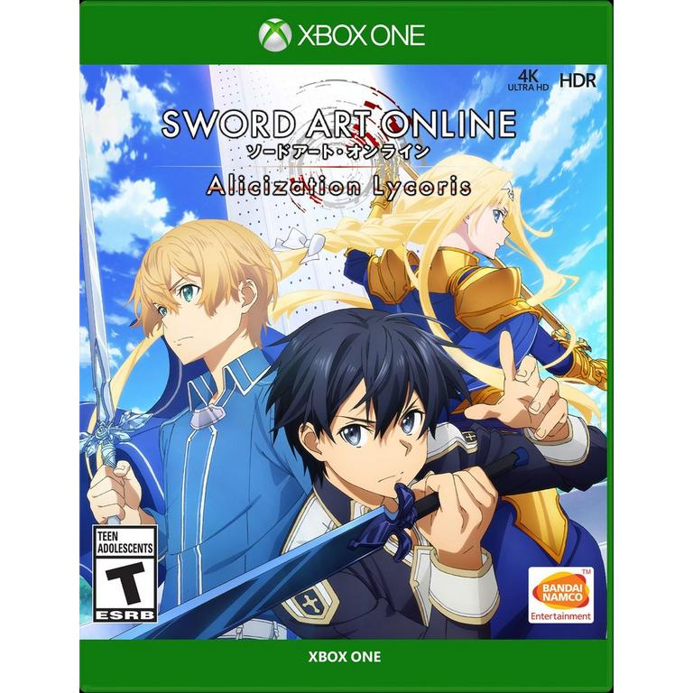 Sword Art Online: Alicization Lycoris XB1