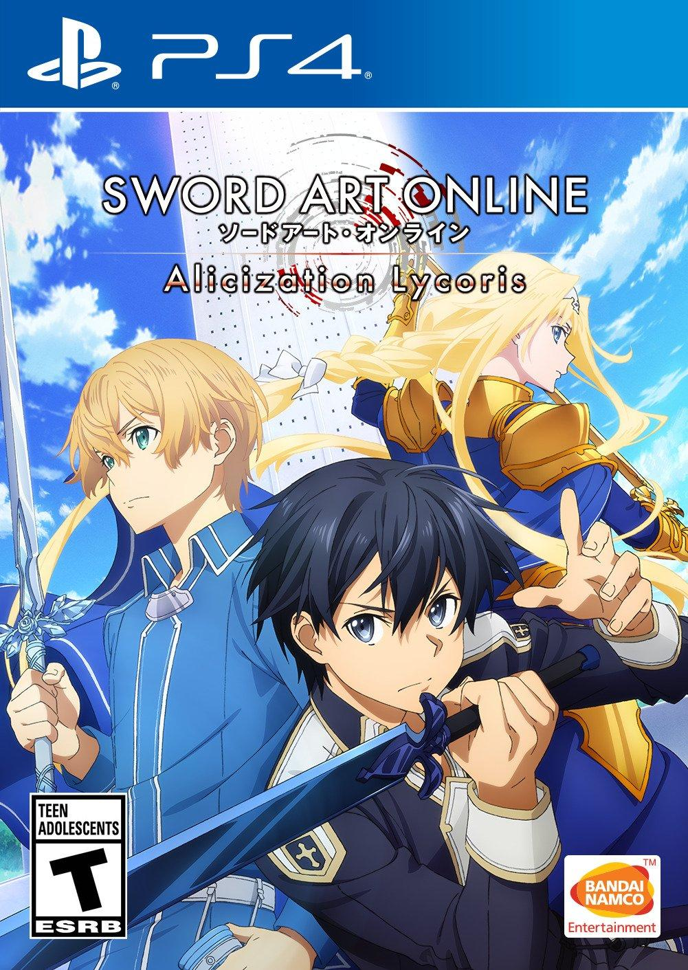 Image result for alicization lycoris