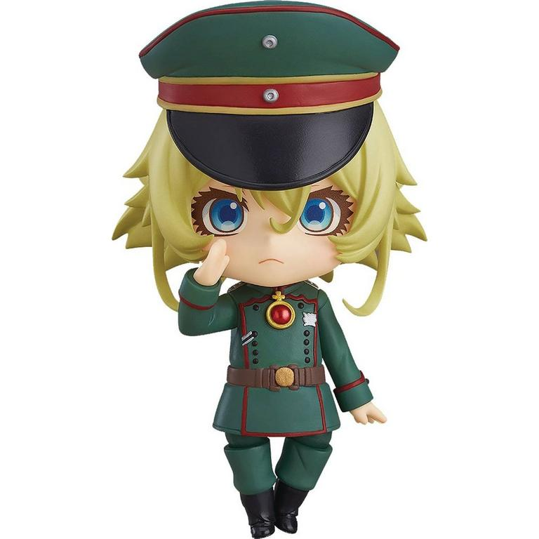Saga of Tanya The Evil Tanya Degurechaff Nenderoid Figure