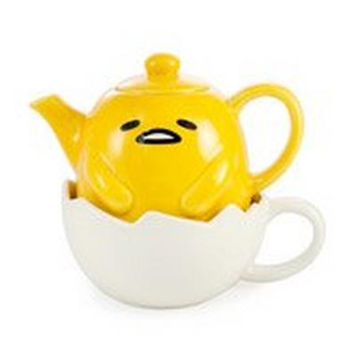 Sanrio Gudetama Single Serve Teapot