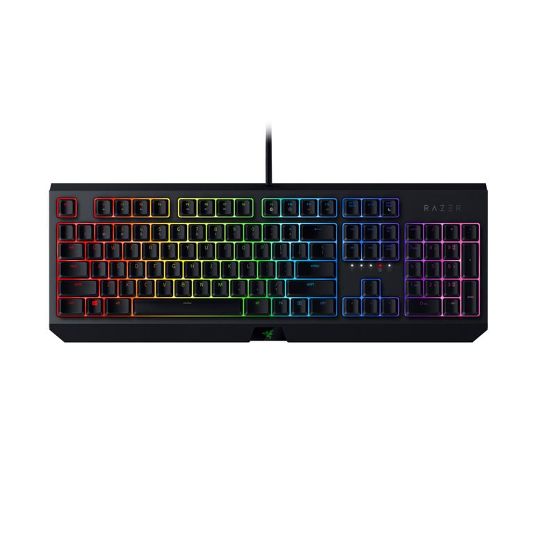 BlackWidow RGB Green Switches Wired Mechanical Gaming Keyboard