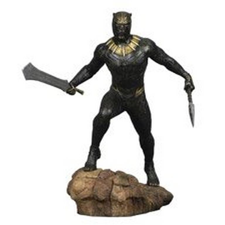 Marvel Gallery Black Panther Killmonger Figure