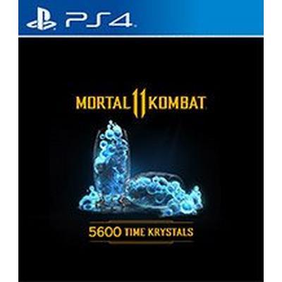 Mortal Kombat 11 - 5600 Time Krystals