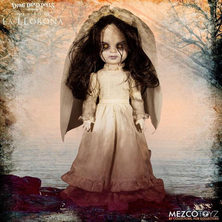 The Curse of La Llorona Living Dead Dolls La Llorona Doll