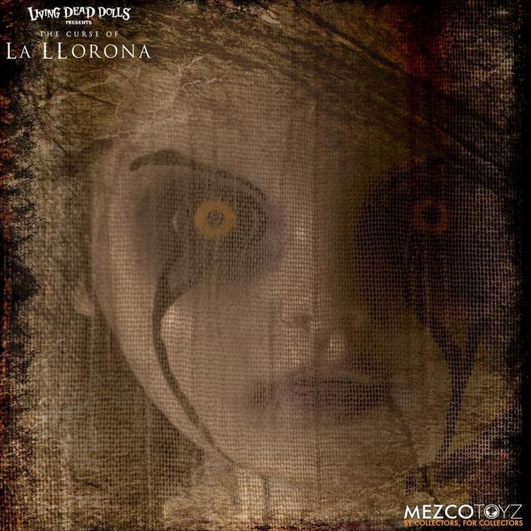 Living Dead Dolls The Curse of La Llorona La Llorona Doll