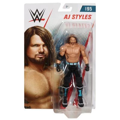 WWE AJ Styles Action Figure
