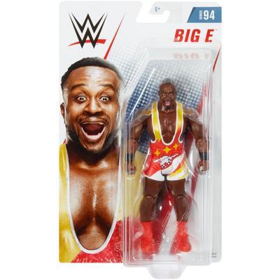 WWE Big E Action Figure