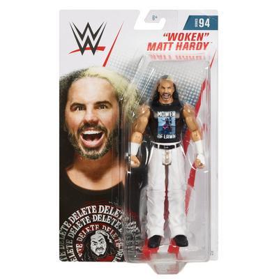 WWE Woken Matt Hardy Action Figure
