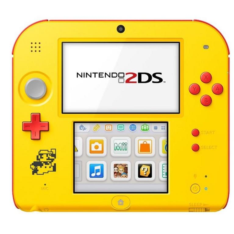 2DS System Super Mario Maker Edition