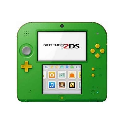 Nintendo 2DS System - Electric Green (ReCharged Refurbished)