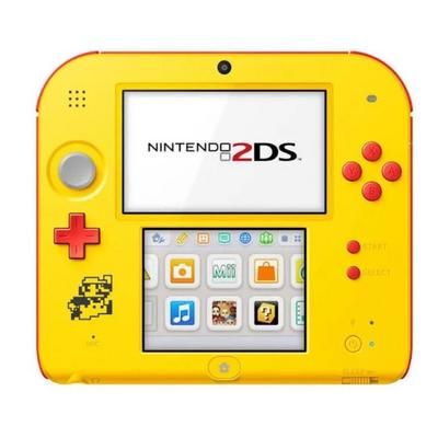 Nintendo 2DS System Super Mario Maker Edition (ReCharged Refurbished)