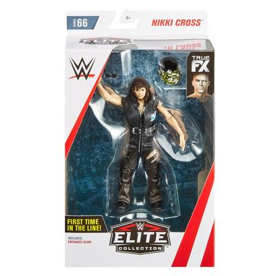 WWE Nikki Cross Elite Collection Action Figure