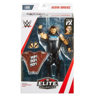 WWE Kevin Owens Elite Collection Action Figure