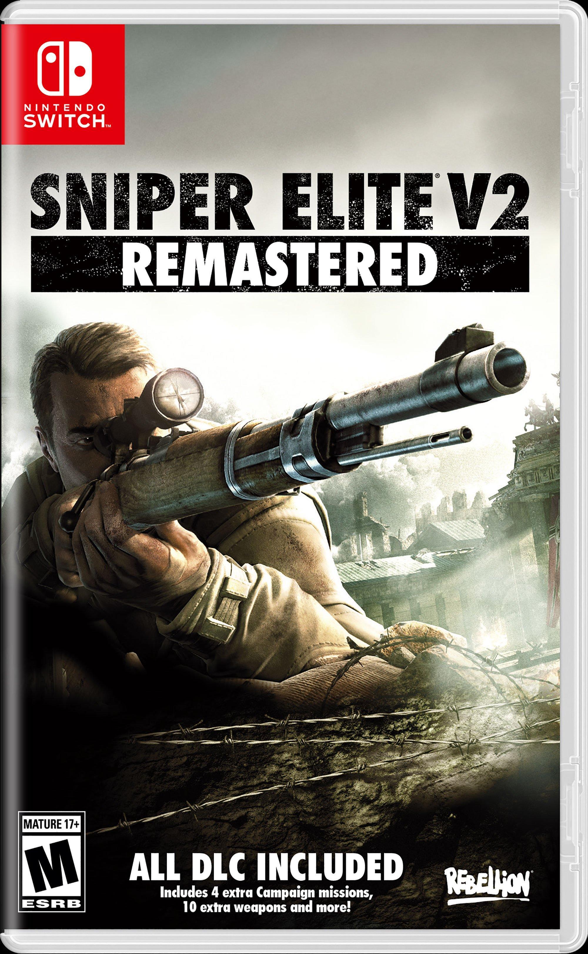 Sniper Elite V2 Remastered | Nintendo Switch | GameStop
