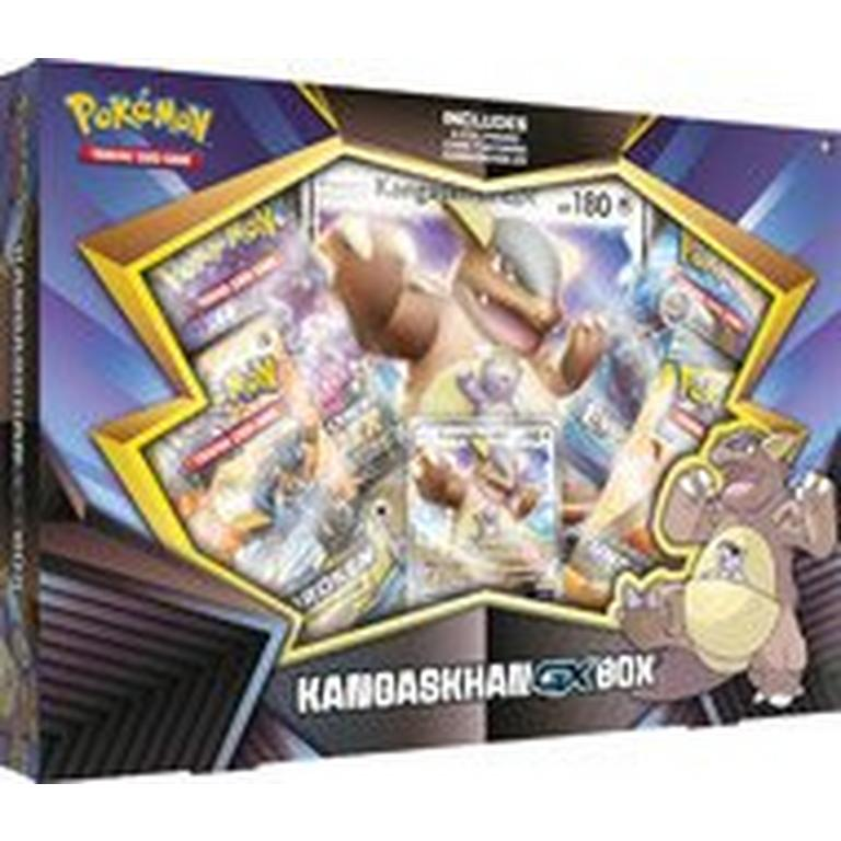 Pokemon: Trading Card Game Kangaskhan-GX Box