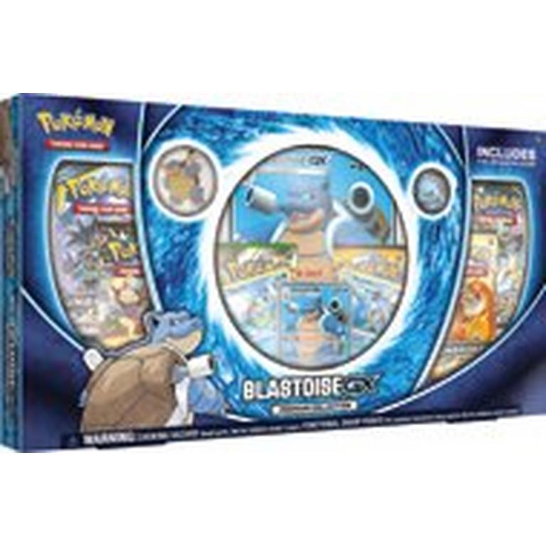 Pokemon: Trading Card Game Blastoise GX Premium Collection