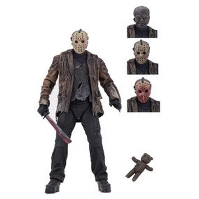 Freddy vs Jason Ultimate Jason Figure