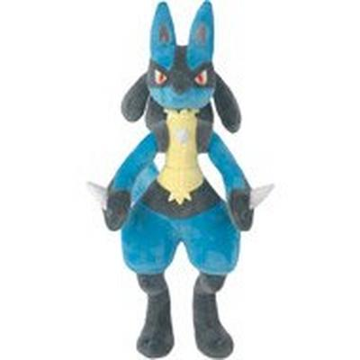 Pokemon Lucario Plush Only at GameStop