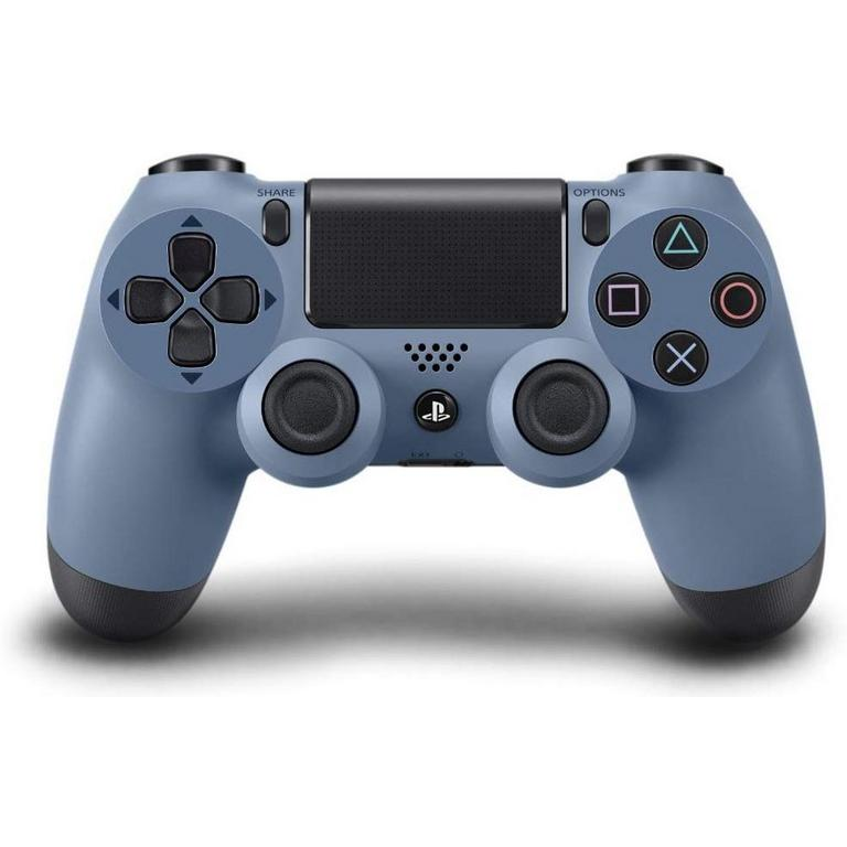 Sony DUALSHOCK 4 Gray Blue Wireless Controller