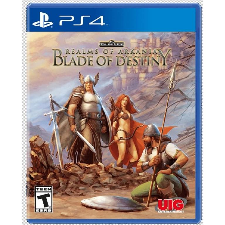 Realms of Arkania:Blades of Destiny