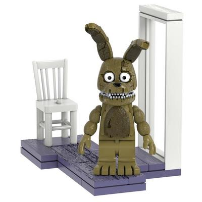 Five Nights at Freddy's Fun with Plushtrap Micro Construction Set
