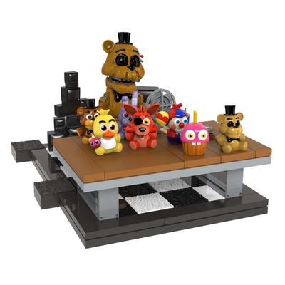 Five Nights at Freddy's Office Desk Small Construction Set