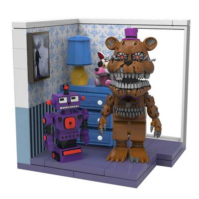 Five Nights at Freddy's Dresser and Door Small Construction Set