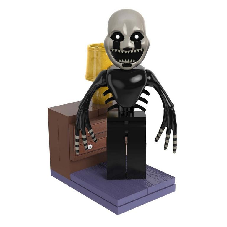 Five Nights at Freddy's Left Hall Micro Construction Set