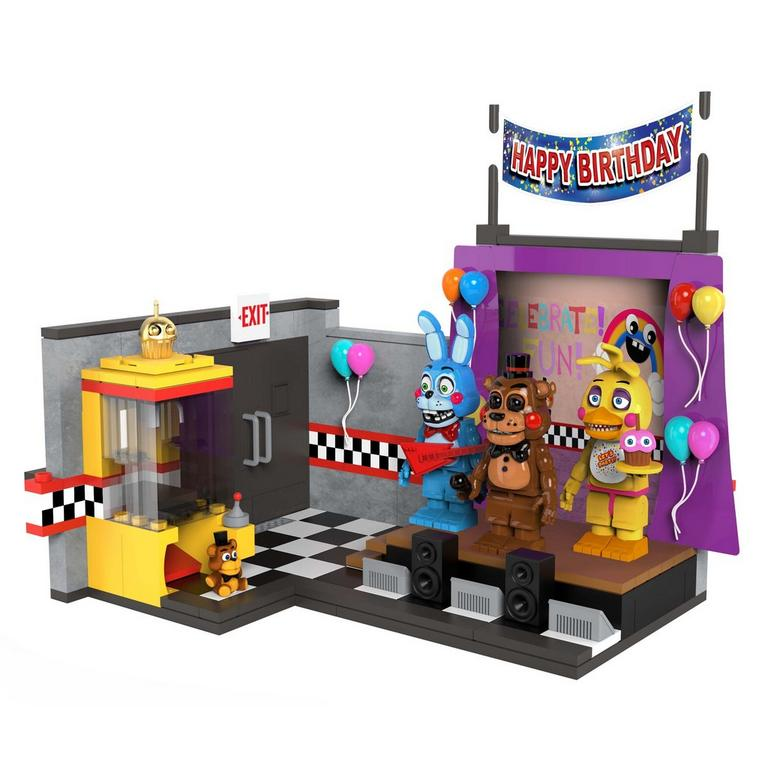 Five Nights at Freddy's Large Construction Set  - Toy Show Stage
