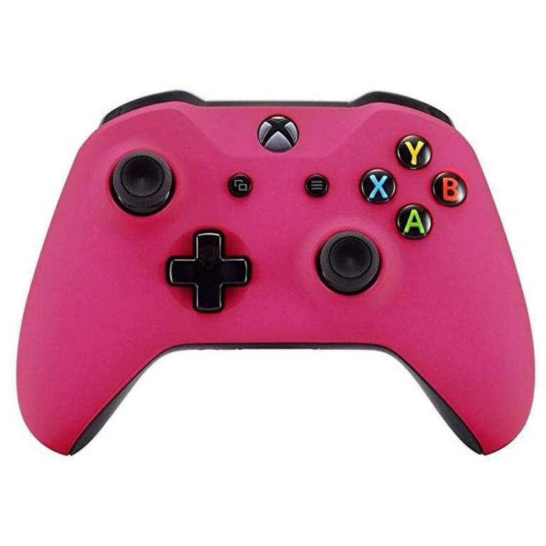 Microsoft Xbox One Pink Wireless Controller