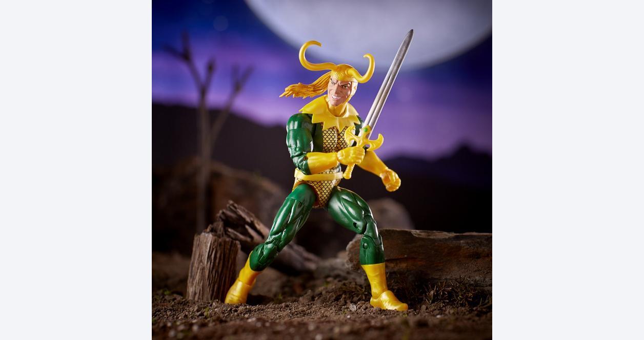 Marvel Legends Series Avengers: Endgame Loki Wave 2 Action Figure