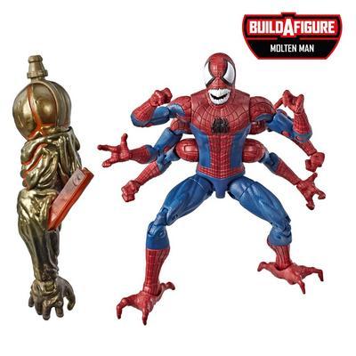 Marvel Legends Spider-Man Demogoblin Spider-Man Action Figure
