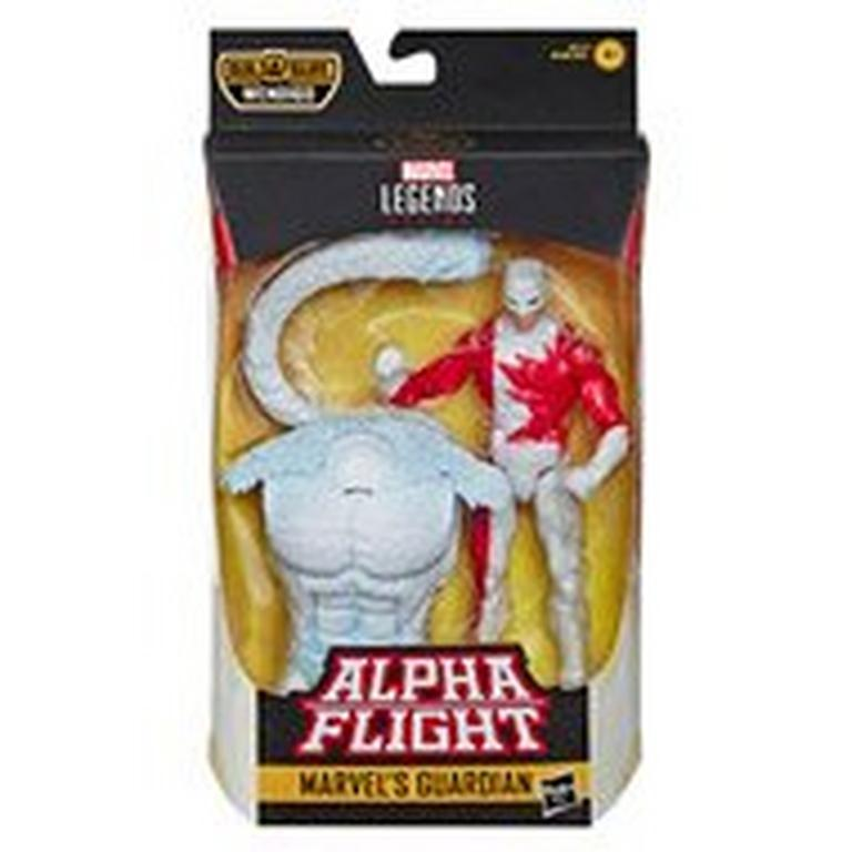 Marvel Legends Series Uncanny X-Force Marvel's Guardian Figure