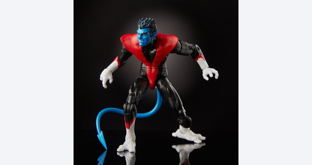 Marvel Legends Series Uncanny X-Force Nightcrawler Action Figure