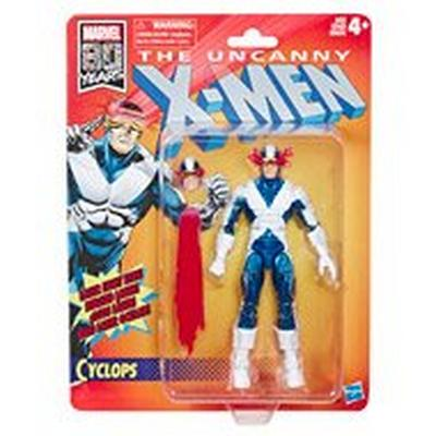 Marvel 80 Years The Uncanny X-Men Cyclops Action Figure