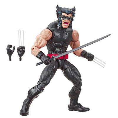 Marvel 80 Years The Uncanny X-Men Wolverine Figure