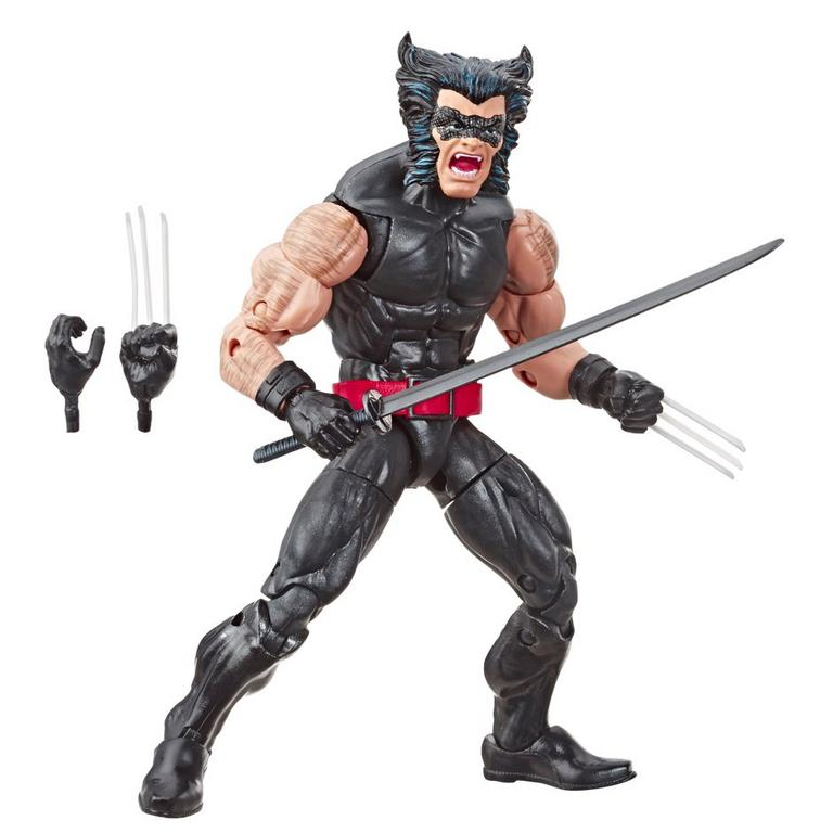 Marvel 80 Years The Uncanny X-Men Wolverine Figure