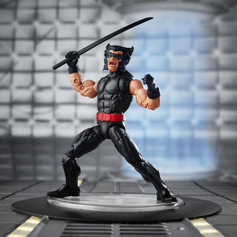 Marvel 80 Years The Uncanny X-Men Wolverine Action Figure